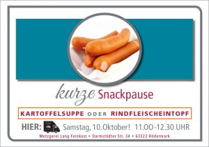 Snackpause